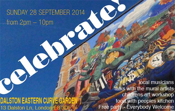 mural-celebration-Dalston